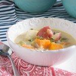Winter Vegetable Soup | www.infinebalance.com