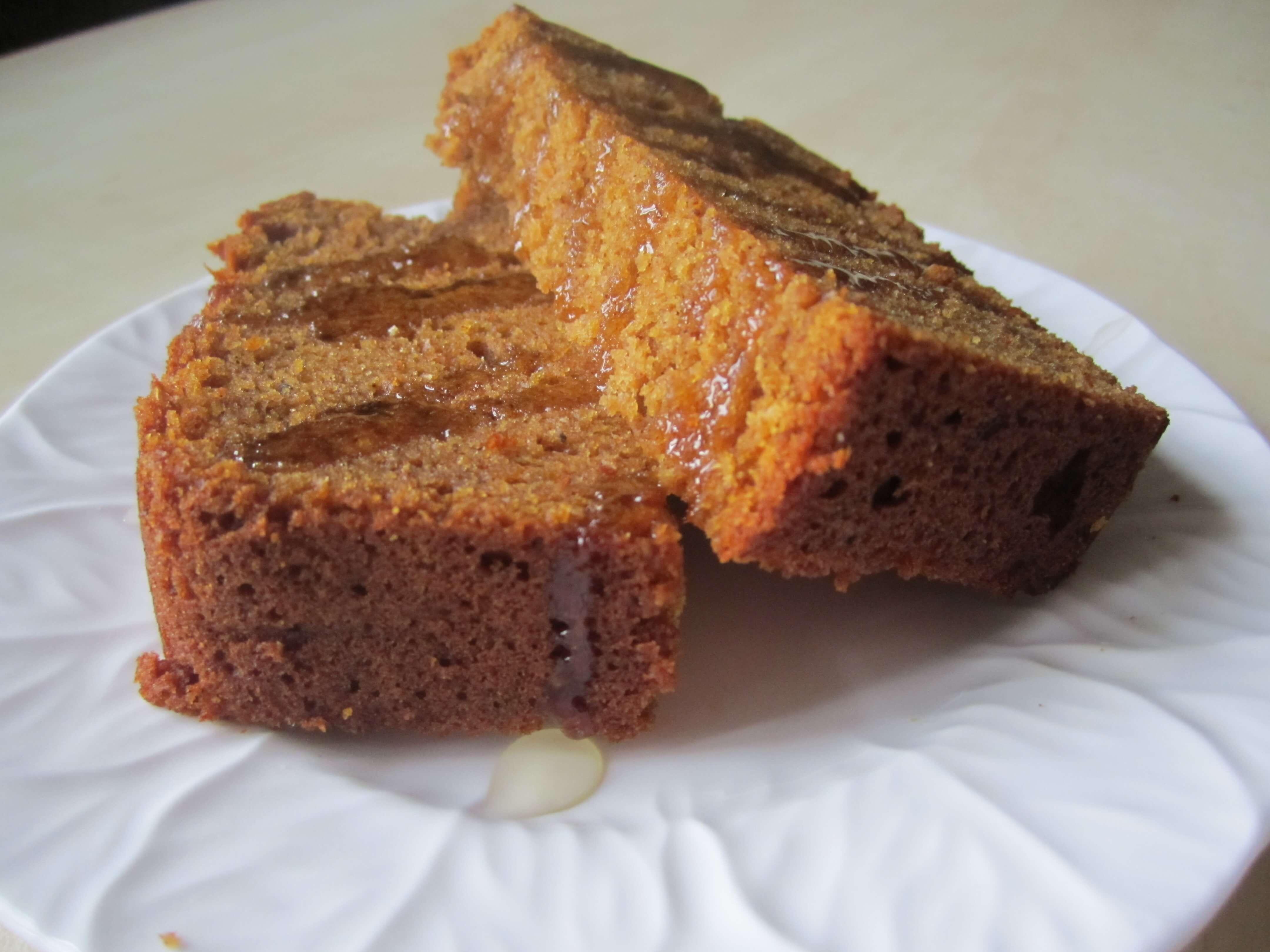 Maple Pumpkin Spice Bread | www.infinebalance.com