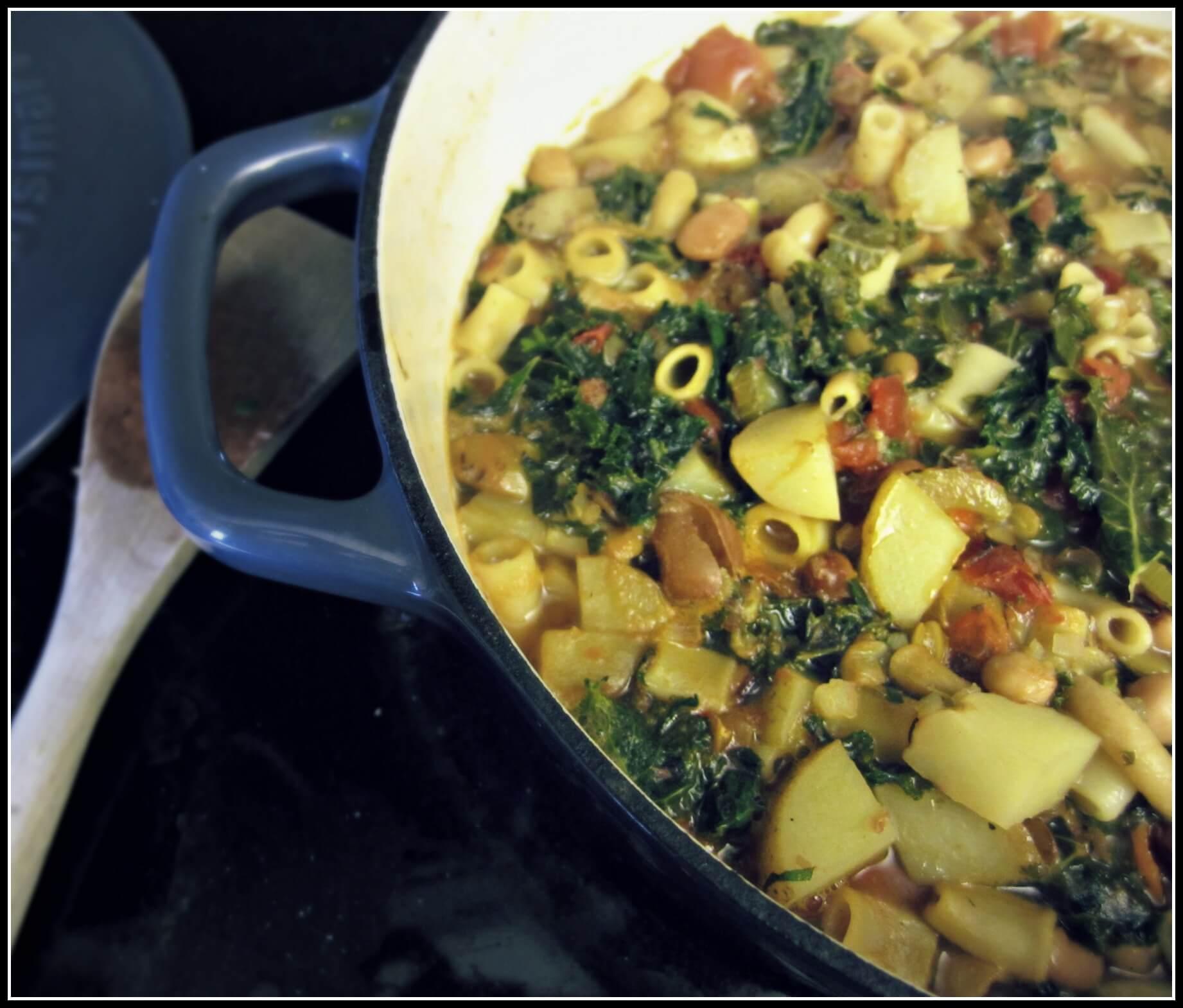 PB&P soup
