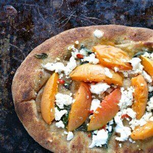 apricot flat bread | www.infinebalance.com