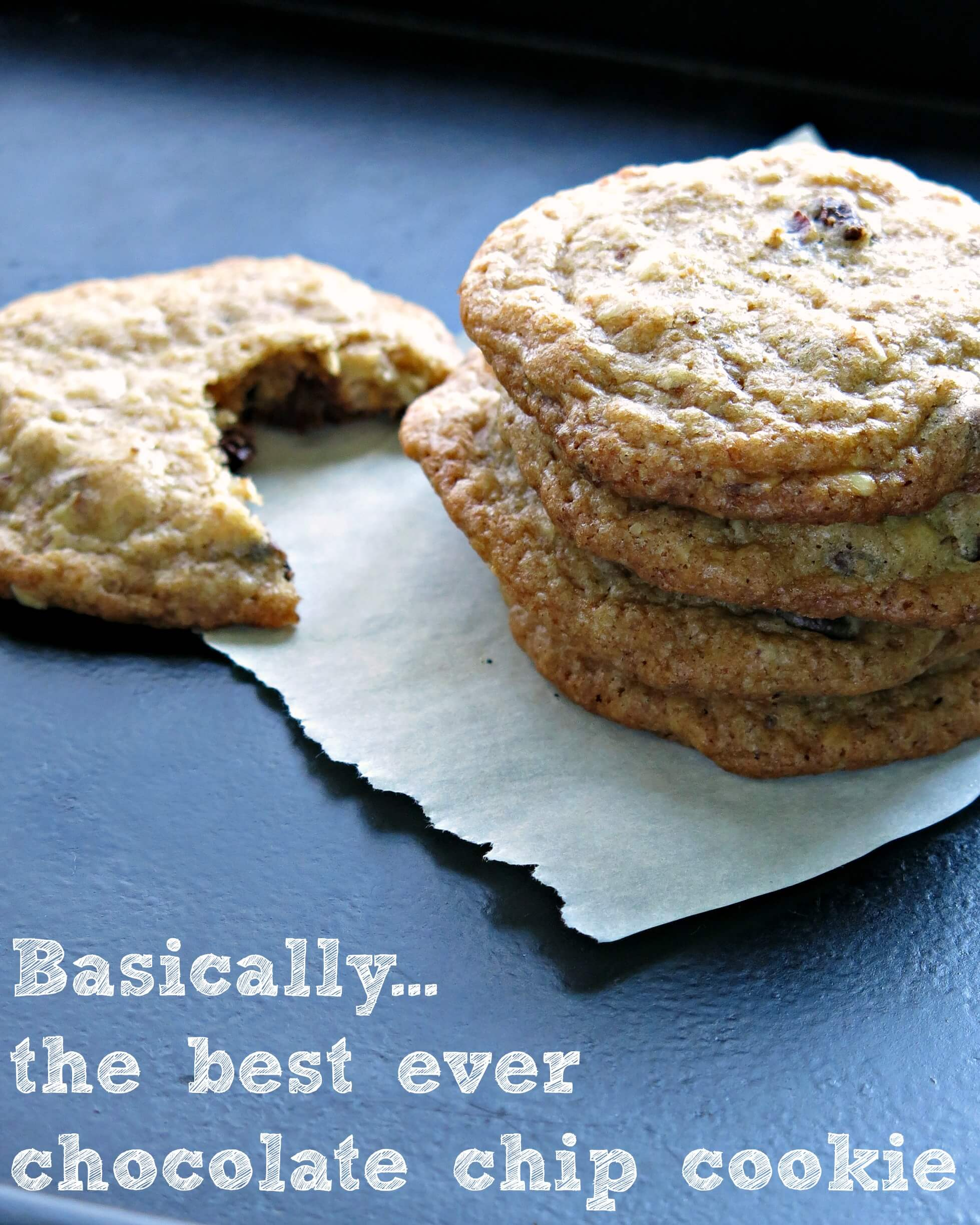 Chocolate Chip Hazelnut Cookies | www.infinebalance.com #recipe #bestever