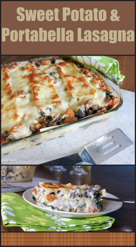 Sweet Potato Lasagna