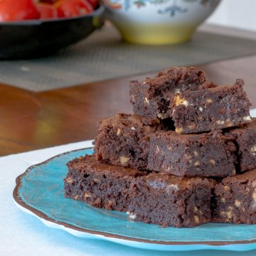 Best Brownies | www.infinebalance.com