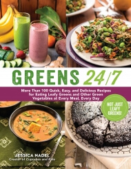 Greens 24/7 by Jessica Nadel