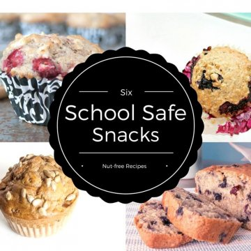 School Safe Snack Recipes | www.infinebalance.com