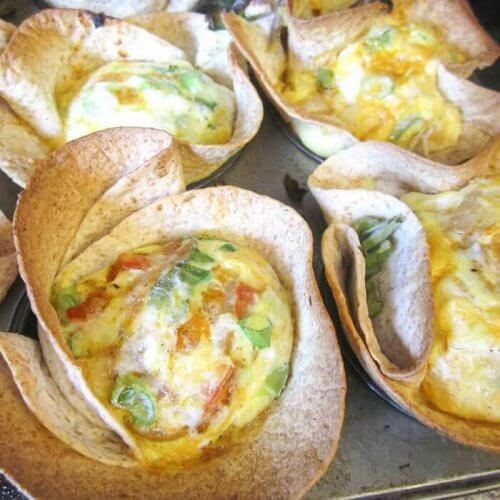 baked egg muffin cups