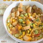 succotash stew